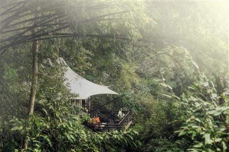 Superior Tent Exterior