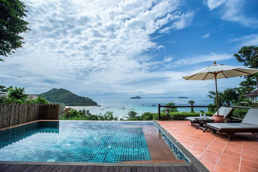 Phi Phi Island Village Beach Resort Hillside Pool Villa