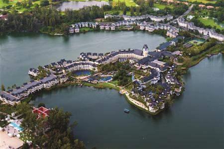 Angsana Laguna Phuket Resort Aerial