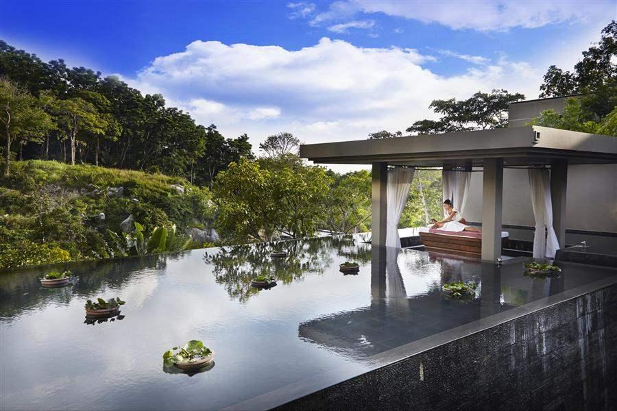 Avista Hideaway Resort  and Spa Exterior View