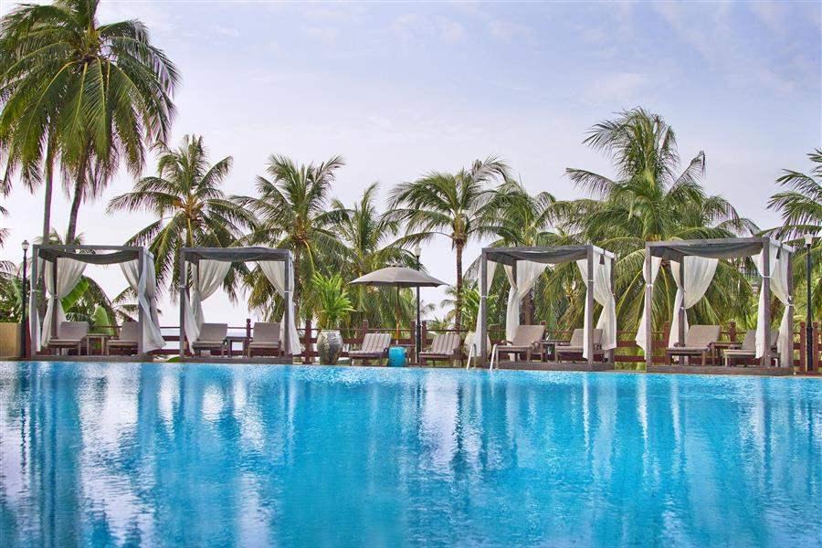 Cape Panwa Hotel Swimming Pool
