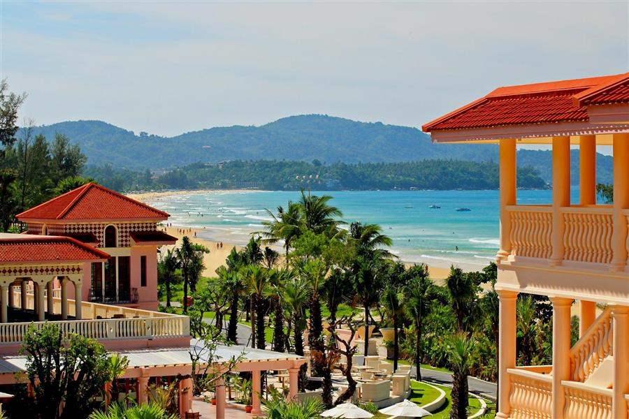 Centara Grand Beach Resort Phuket Resort View