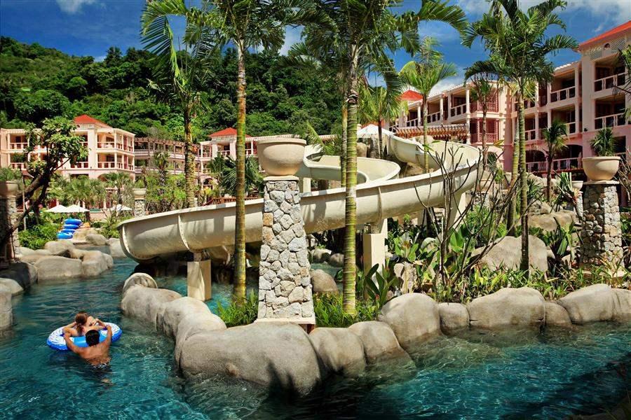 Centara Grand Beach Resort Phuket Supertube
