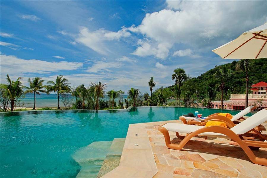 Centara Grand Beach Resort Phuket Pool Sun Lounger