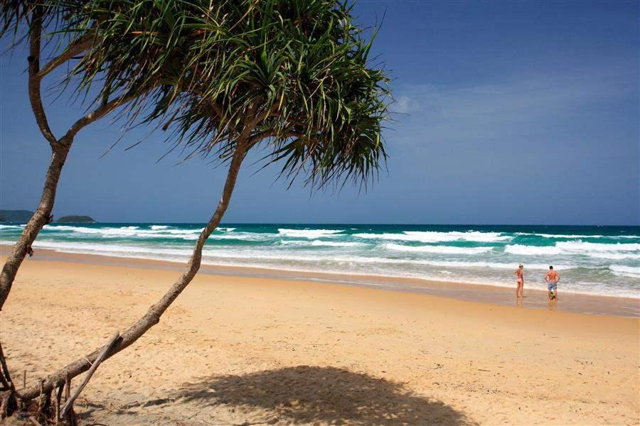 Centara Grand Beach Resort Phuket Beach Resort View