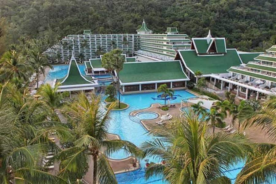 Le Meridien Beach Resort Phuket Resort View