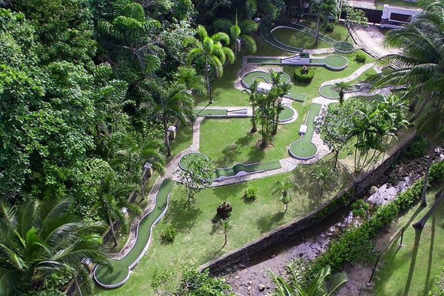 Le Meridien Beach Resort Phuket Garden Aerial
