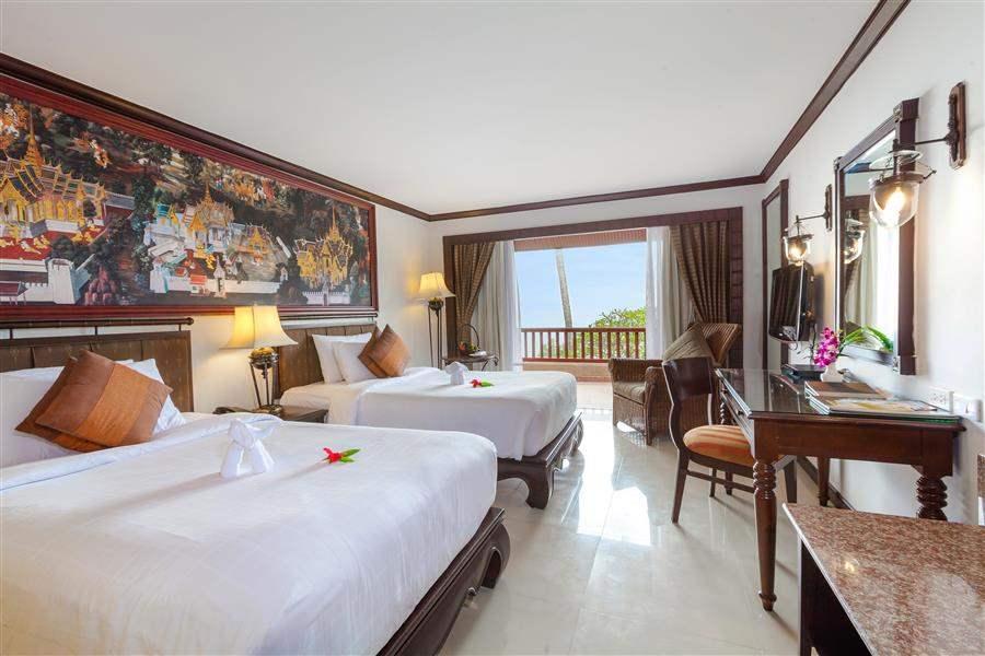Novotel Phuket Karon Beach Resort and Spa Superior Sea View Twin