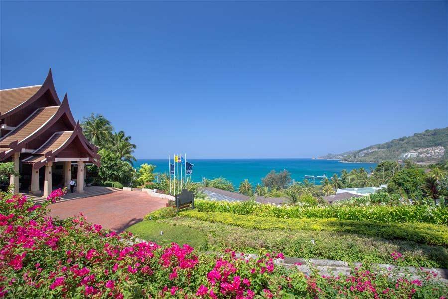 Novotel Phuket Karon Beach Resort and Spa Overview
