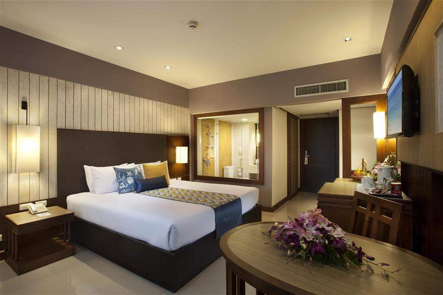 Patong Merlin Hotel Superior Double
