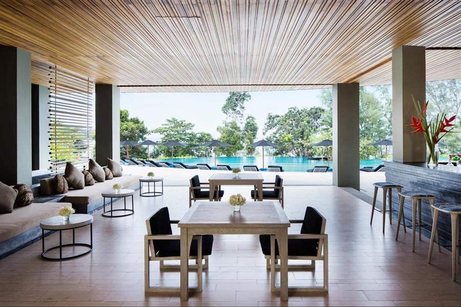 Pullman Phuket Arcadia Naithon Beach Outdoor Area