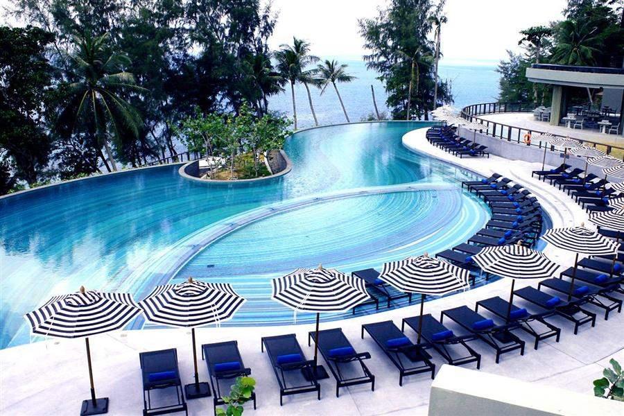 Pullman Phuket Arcadia Naithon Beach Swimming Pool