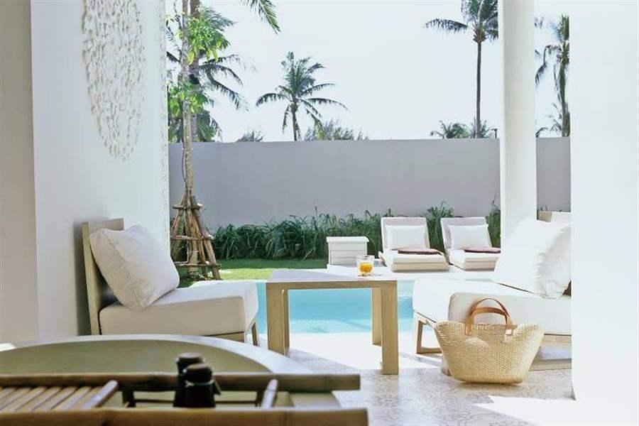 S A L A Phuket Pool Area