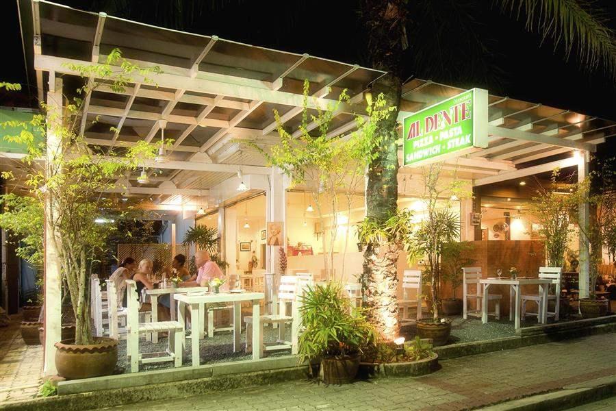 The Old Phuket Restaurant Exterior