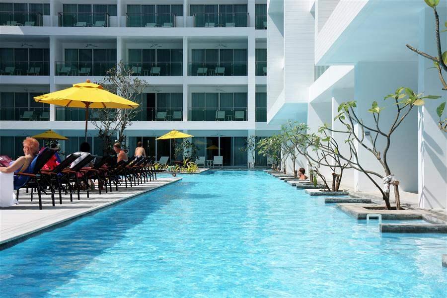The Old Phuket Hotel Pool