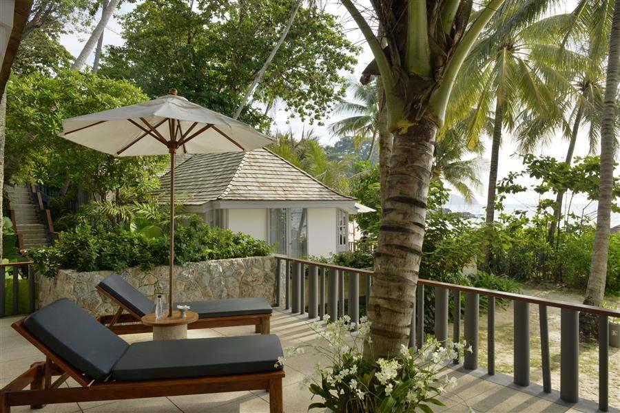 The Surin Phuket Garden Loungers