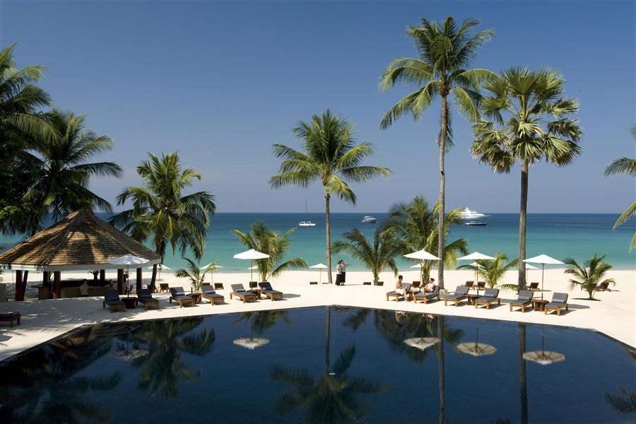 The Surin Phuket Resort Pool