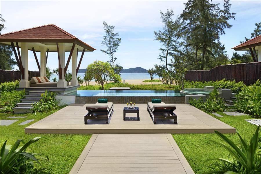 Banyan Tree Lang Co Beach Pool Villa