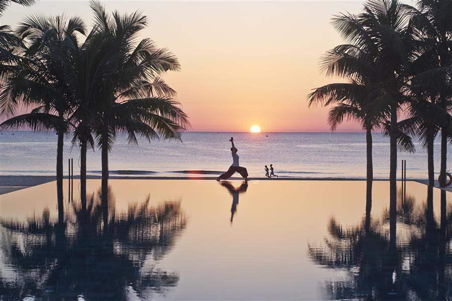 Fusion Maia Da Nang Spa At Sunset
