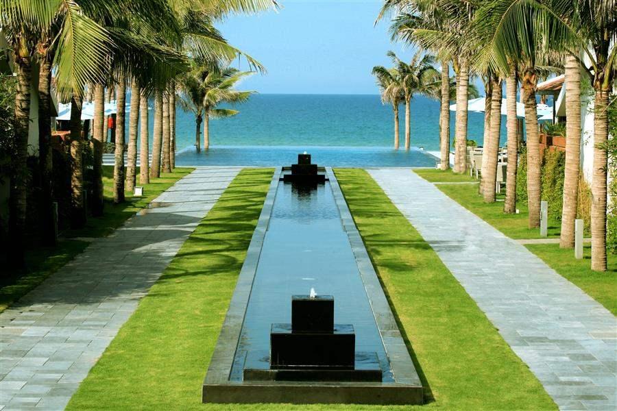 Fusion Maia Da Nang Hotel Landscapes