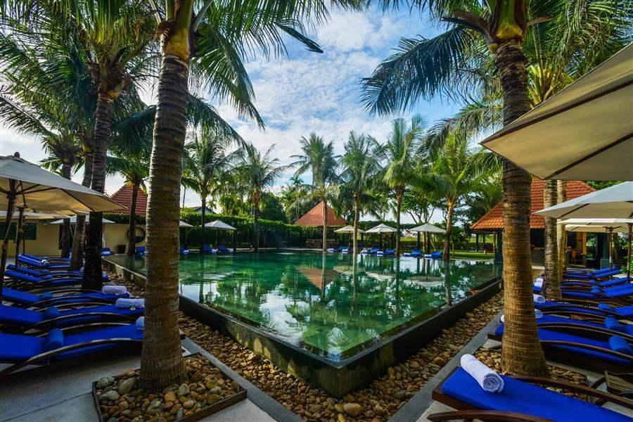 Anantara Hoi An Resort Swimming Pool