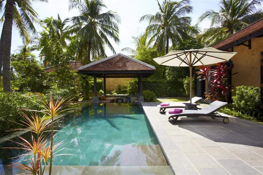 Anantara Mui Ne Resort  and Spa Pool Villa Dining Pavilion