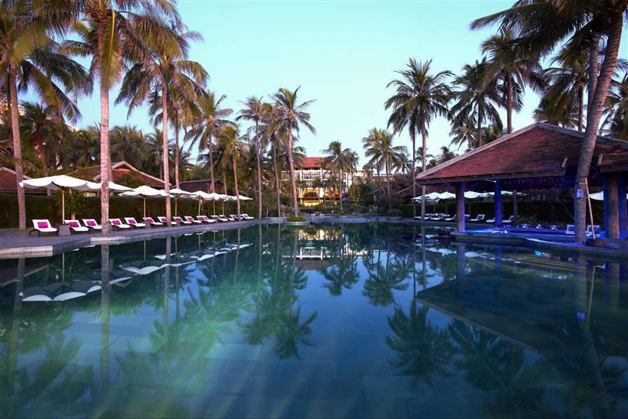 Anantara Mui Ne Resort  and Spa Pool Wide Angel