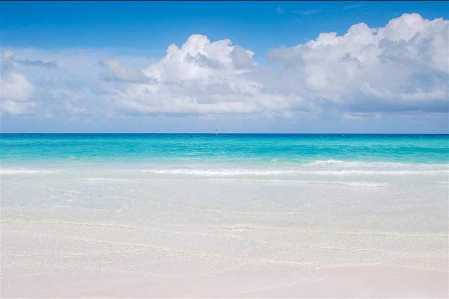 beach cayo santa maria