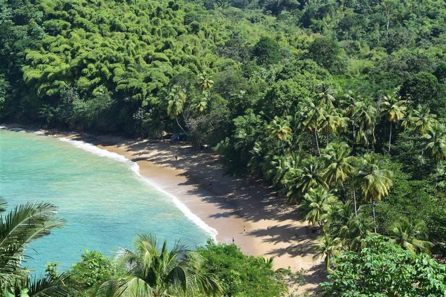 beach trinidad cuba