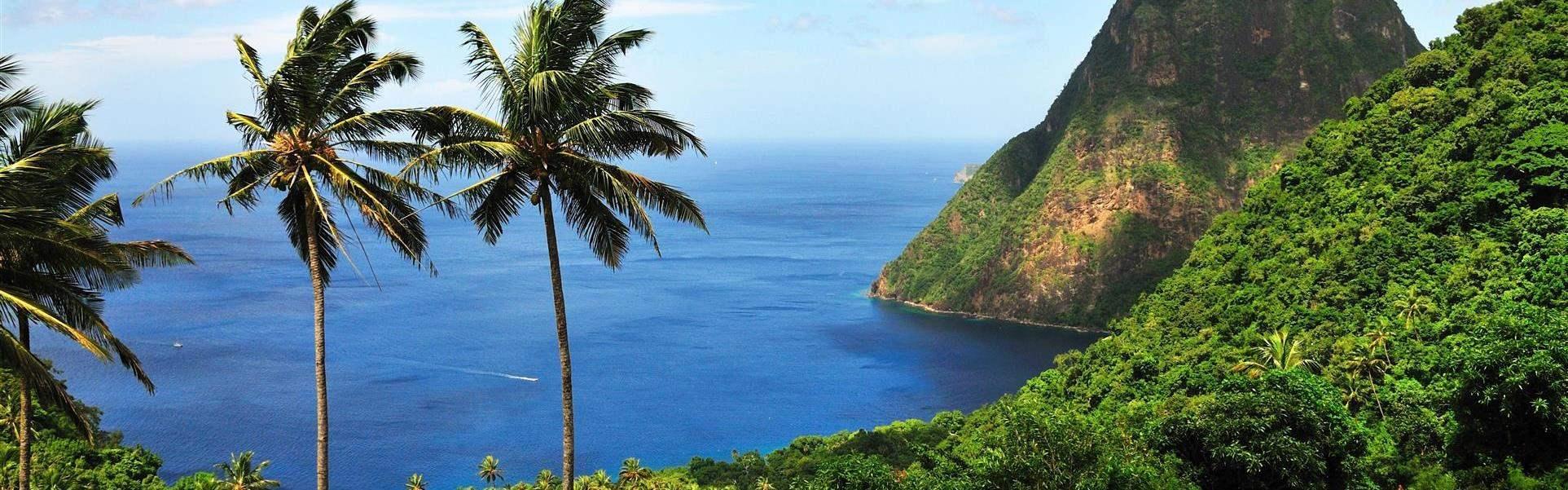 Luxury Antigua Amp Saint Lucia Twin Centre Best At Travel