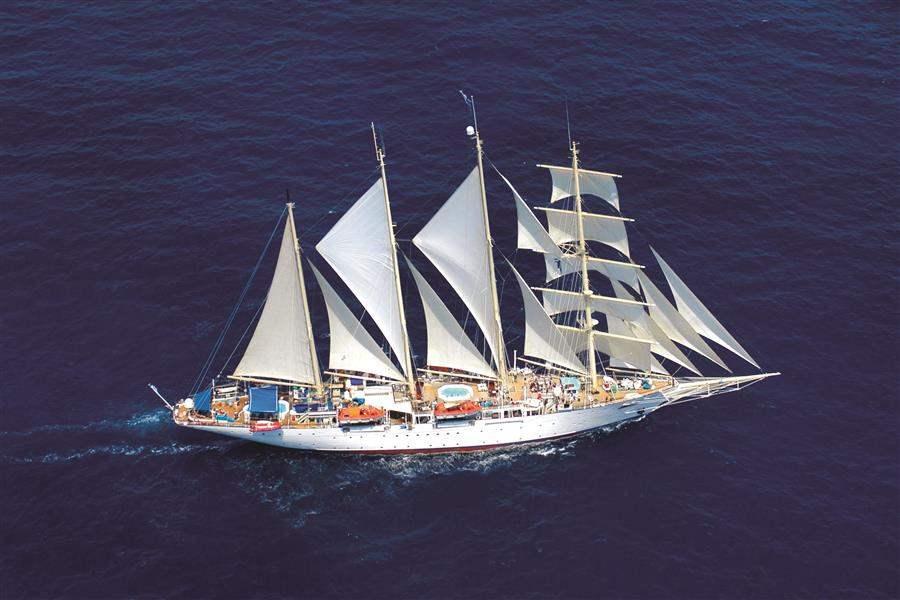 Star Flyer Ship 2