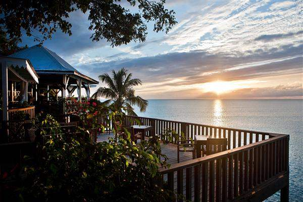 Cocos Hotel Sunset Cottage View