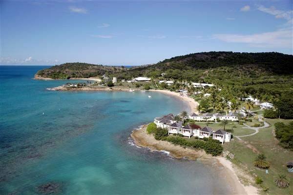 Hawksbill Beachbyrexresorts Resort Aerial