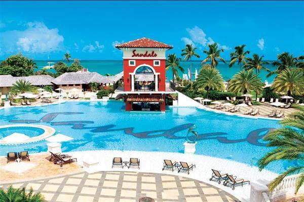 6cccd4a1412e1 Sandals Grande Antigua Resort   Spa 5. TripAdvisor traveller rating. 4.5  out of 5.0 7691 reviews. MainPool