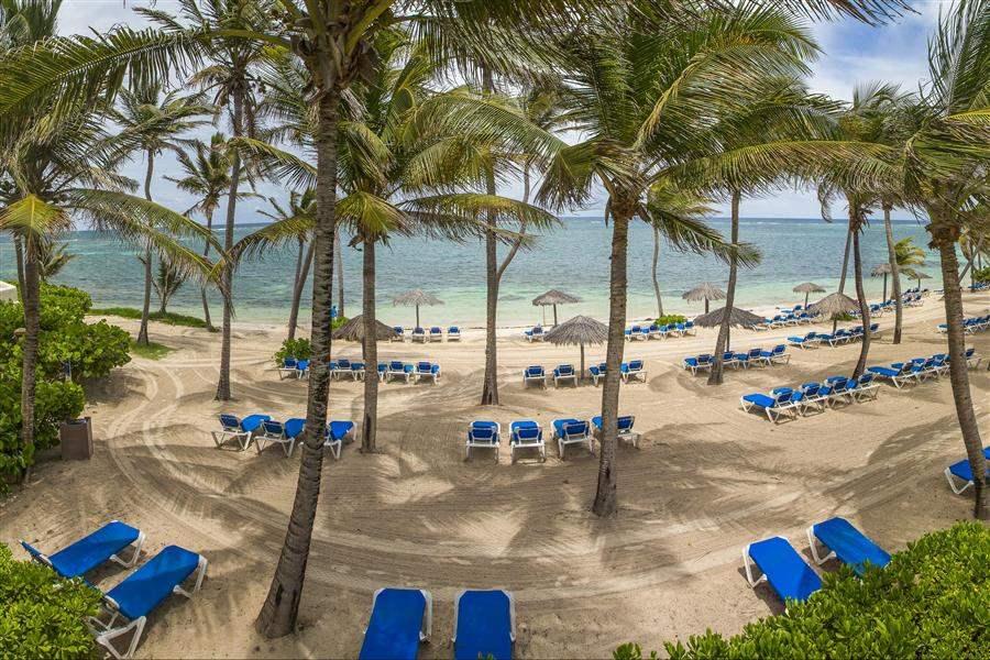 Beachfront Room View
