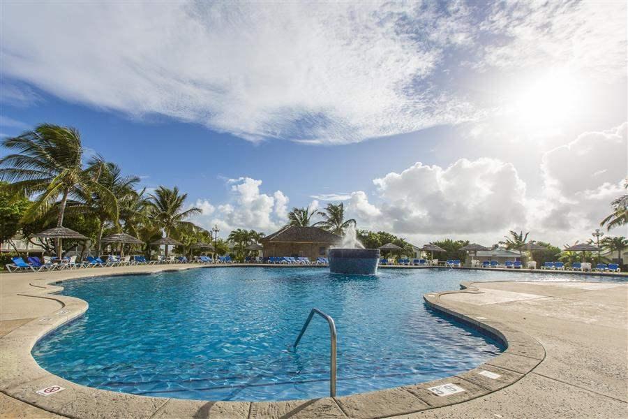 Verandah Main Pool