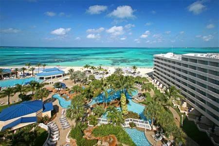 Melia Nassau Beach Resort General