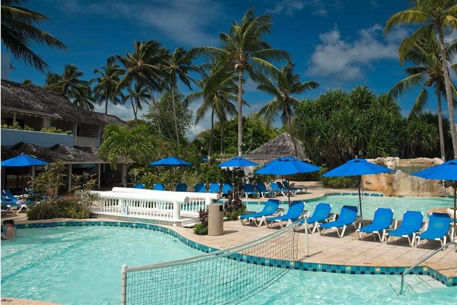 Almond Beach Resort Pool Day