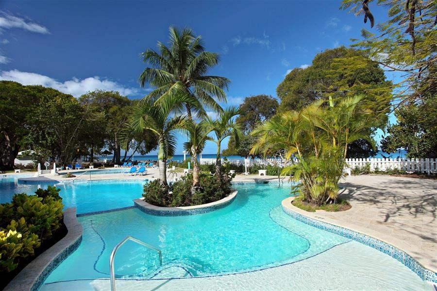 Almond Beach Resort Swimming Pool
