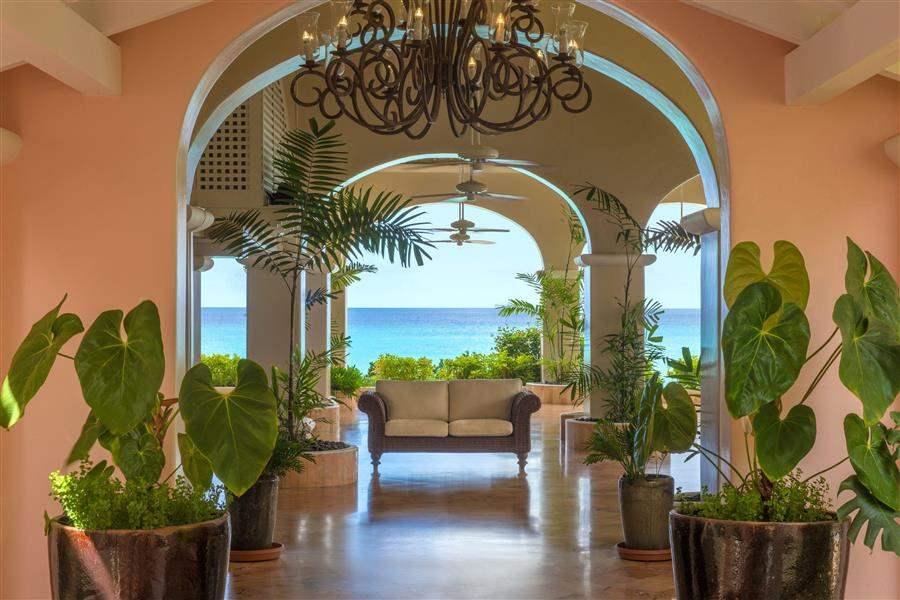 Royal Pavilion Palm Terrace