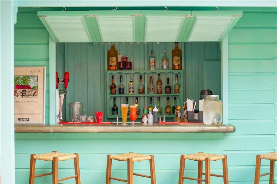 Sugar Bay Barbados Colins Beach Bar