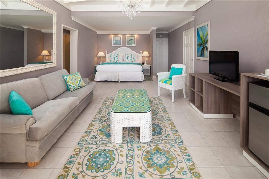 Sugar Bay Barbados Oceanfront Deluxe Room