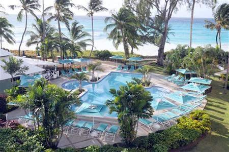 Turtle Beachby Elegant Hotels Lap Pool