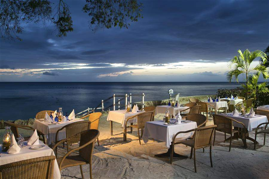 The Club Barbados Resort and Spa Sunset Restaurant