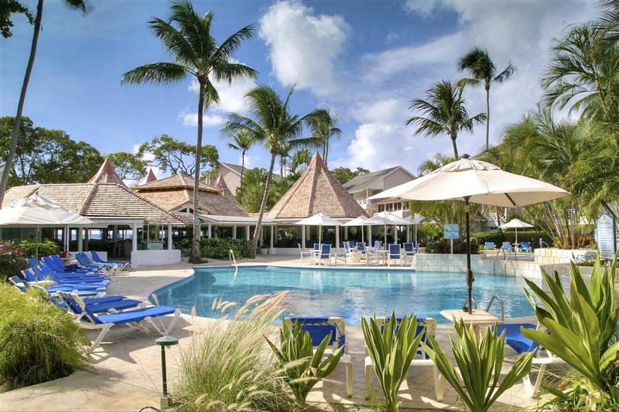 The Club Barbados Pool Area