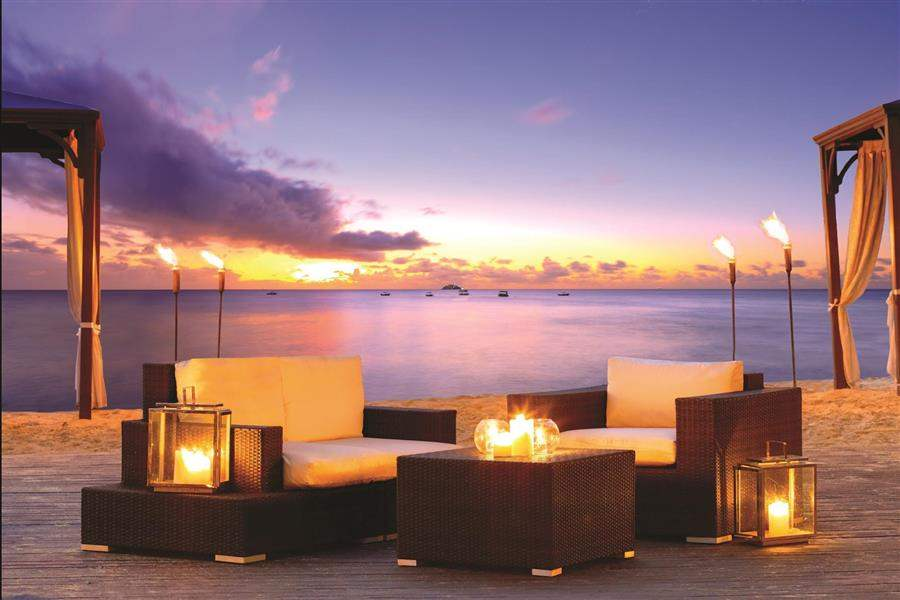 The Houseby Elegant Hotels Beach Sunset