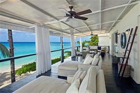 The Lonestar Barbados Cadillac Terrace