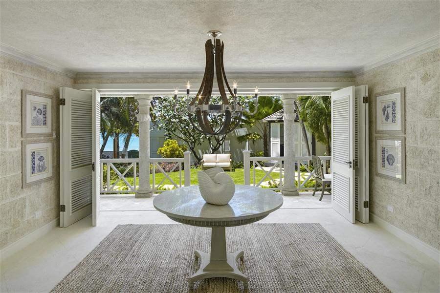 The Lonestar Barbados Villa General Interior