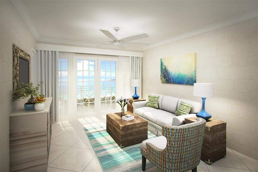 Treasure Beach Living Room