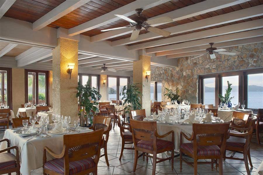 Peter Island Resort Tradewinds Restaurant